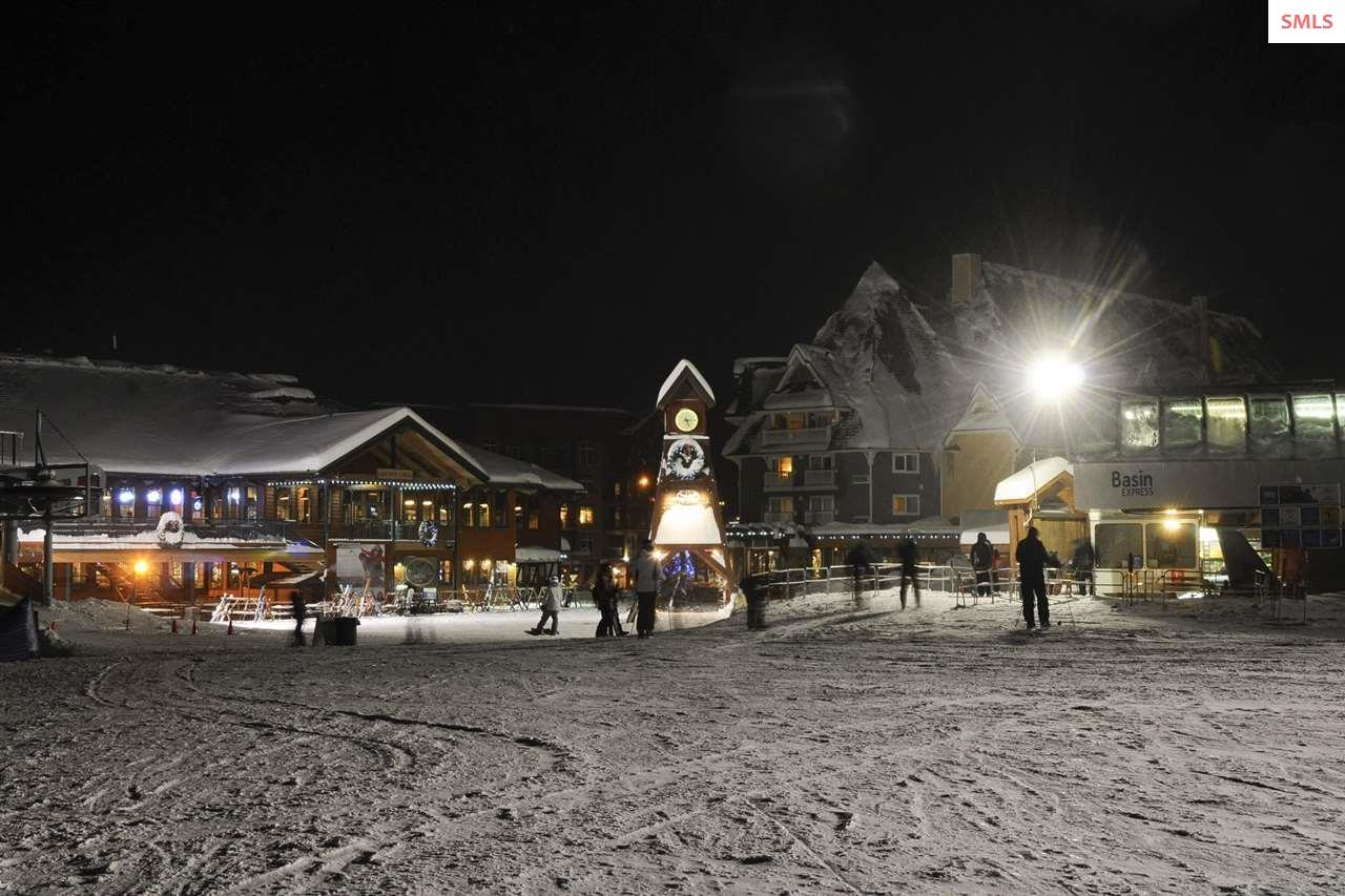 In the Schweitzer Village
