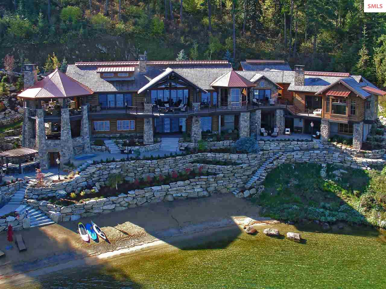 Built by North Idaho\'s finest luxury home builder
