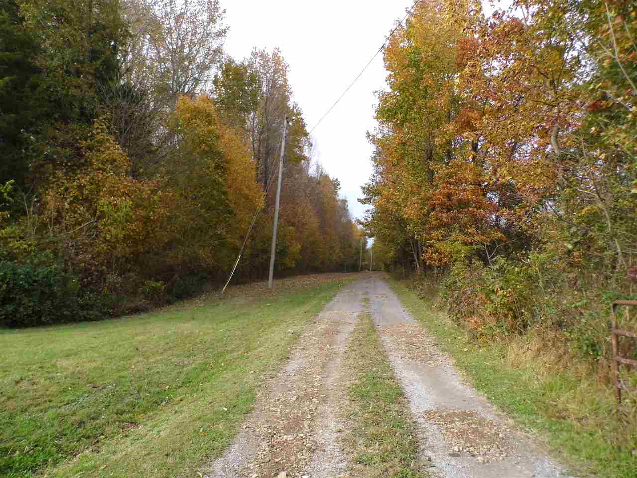 300 Feet from road to dead end into property