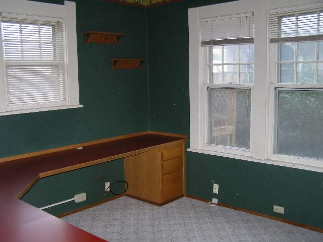 Main floor office space