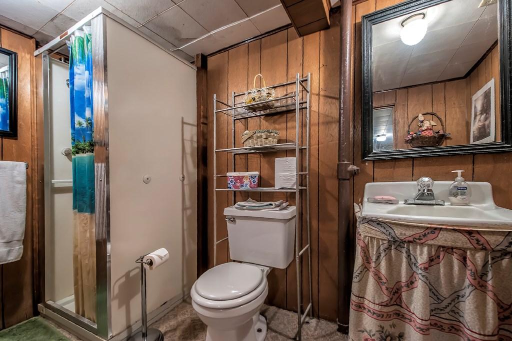Bathroom Bsmt