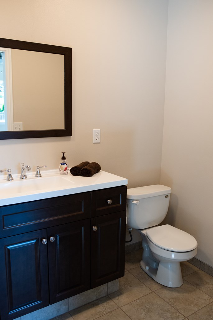 Bathroom 3 - Guest Space