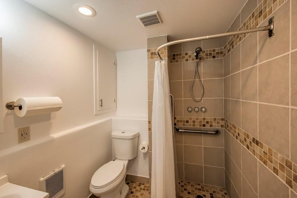 Bathroom 1 - Basement