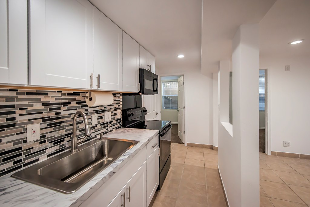 Kitchen - Basement