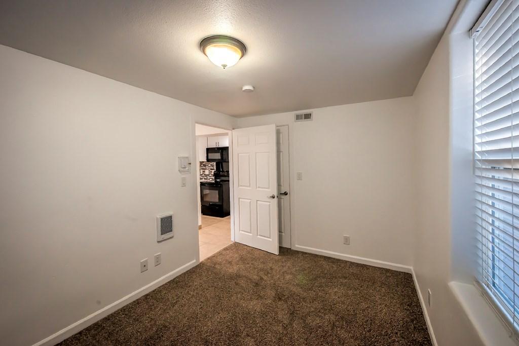 Bedroom 1 w/ Egress - Basement