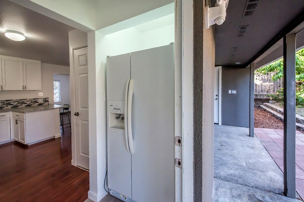 Back Door - Main Floor