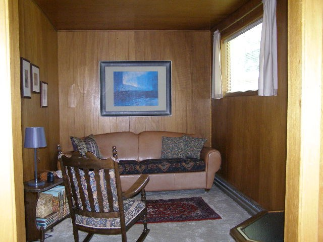 TV Room off living room area