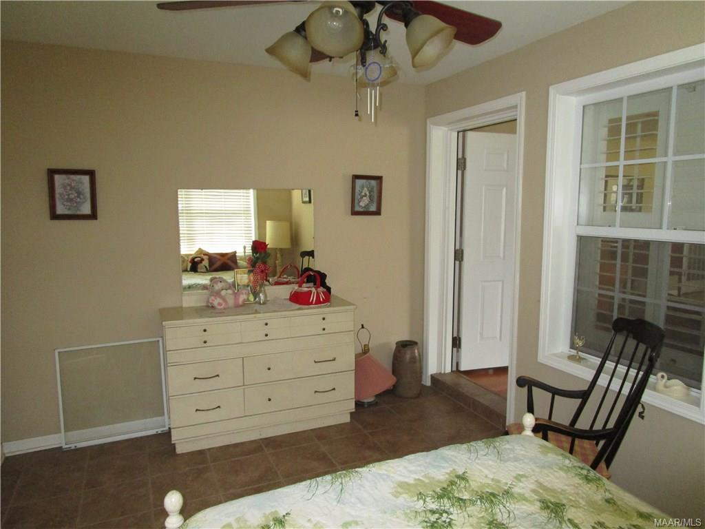 Bedroom 3 or office or family room off living room