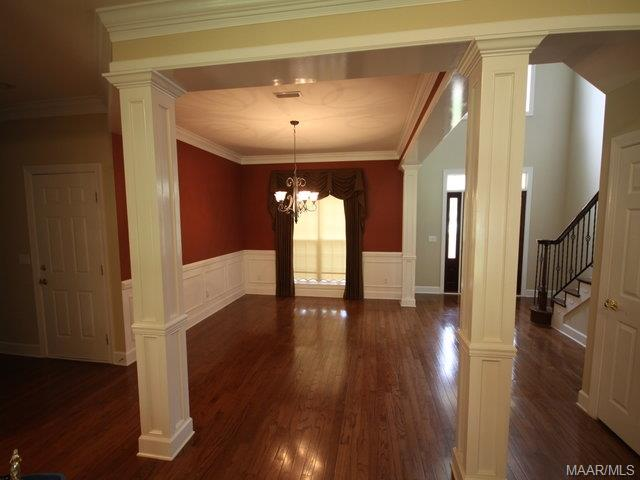 Formal Dining Old Paint Color