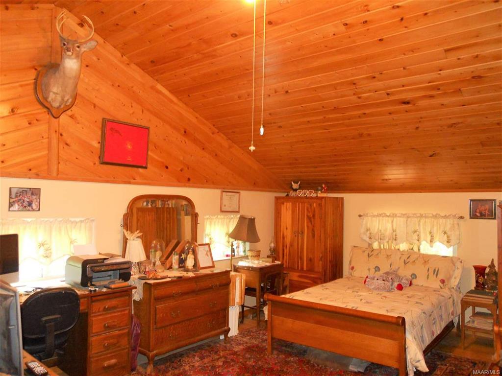 Main Loft Bedroom