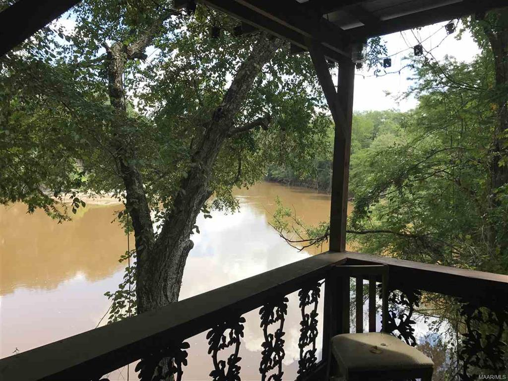 View of River from Cabin 1