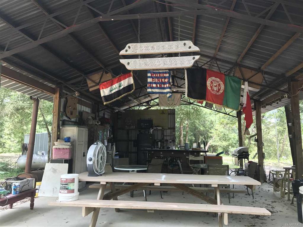 Party Barn (Pine Nut Hut)