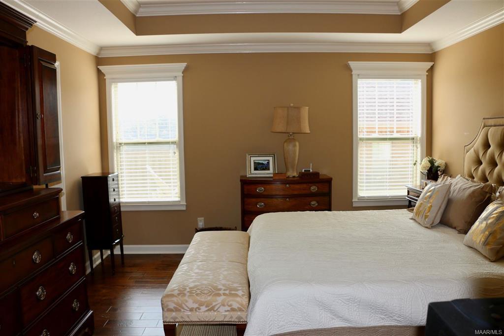 Bedroom, Master