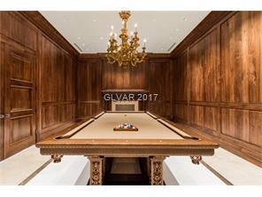 Walnut Billiards Room