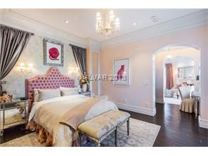Junior master suite with sitting room.