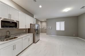 NextGen Kitchenette & Living Space