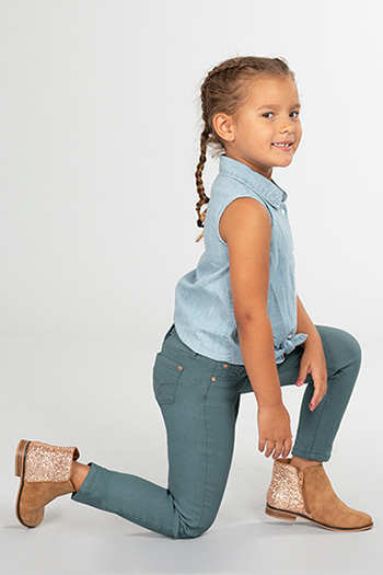 Toddler Girl Hyperstretch Skinny Jean