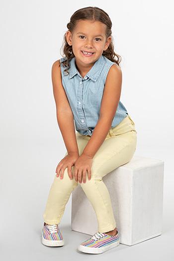 Toddler Girl Hyperstretch Skinny Jean