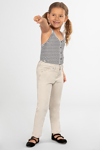 Toddler Girl Basic Skinny Jean