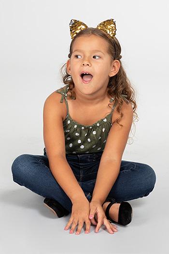 Toddler Girl Basic Denim Skinny Jean