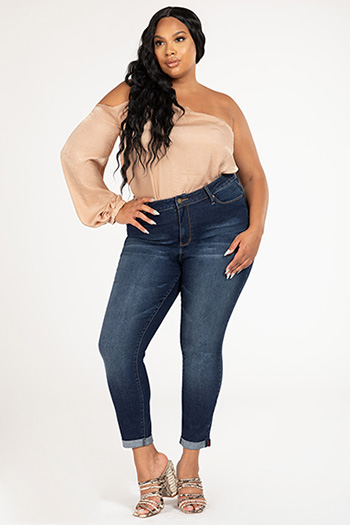 Junior Jeans & Plus Size Jeans | YMI Jeans