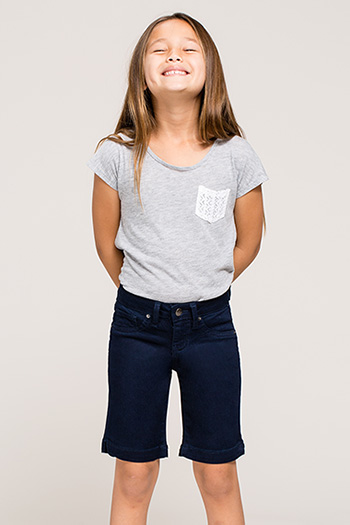Kids Basic Bermuda