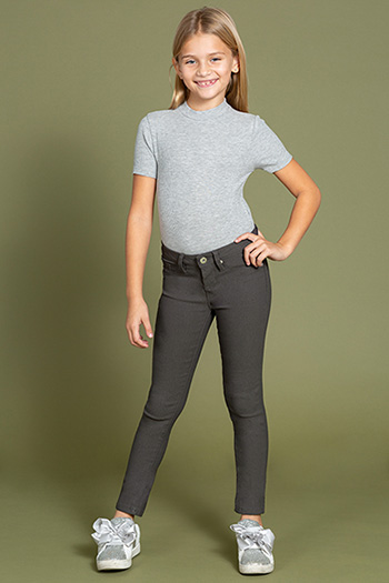 Girls Hyperstretch Skinny Jean