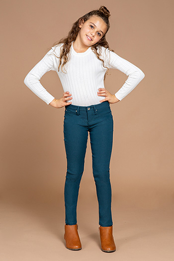 Kids Hyperstretch Skinny Jean