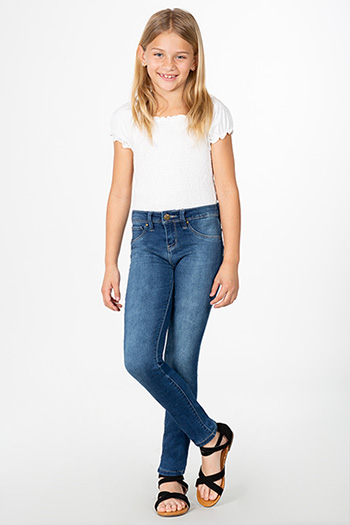 Kids Denim Skinny Jean