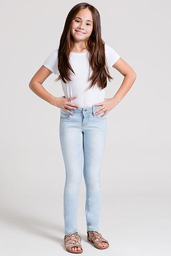 Kids WannaBettaFit Skinny Jeans