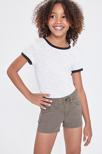 Kids WannaBettaFit Cargo Shorts