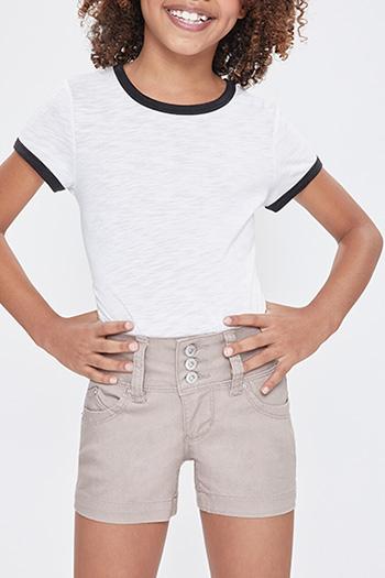 Kids WannaBettaFit 3-Button Shorts