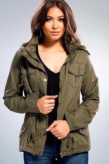 Junior Utility Jacket with Detachable Hood