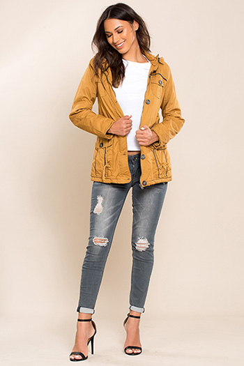 Junior Faux Fur Lined Parka Jacket