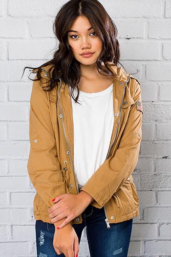 Junior Cotton Twill Jacket