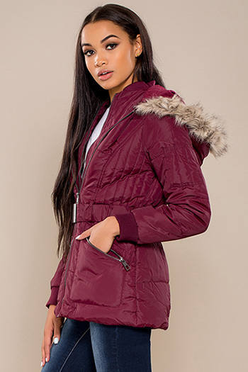 Junior Double Zip Parka
