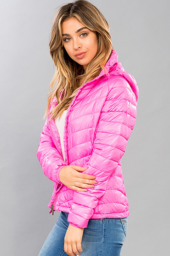 Junior Packable Light Puffer Jacket