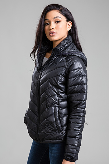 Junior Packable Puffer Jacket
