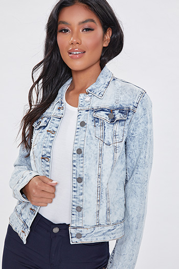 Junior Denim Jacket