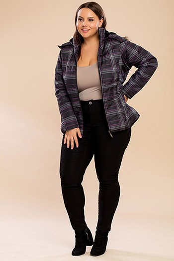 Junior Plus Size Denim Jackets & Junior Plus Size Denim Vests ...