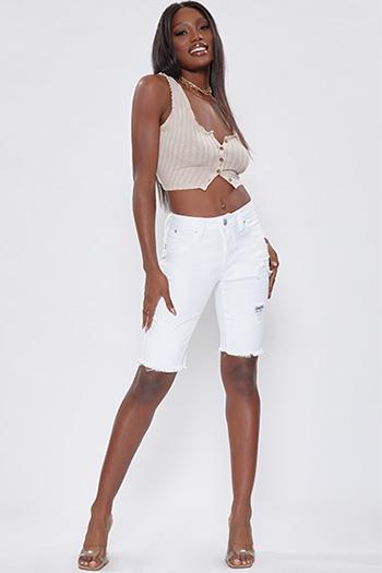 Junior WannaBettaButt Fold Over Bermuda Short