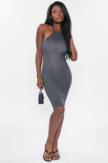 Junior Ribbed Dress