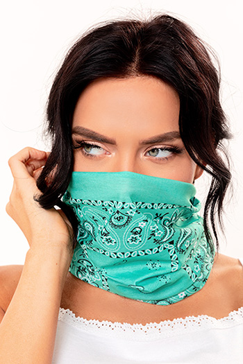 Bandana Sleeve Face Mask
