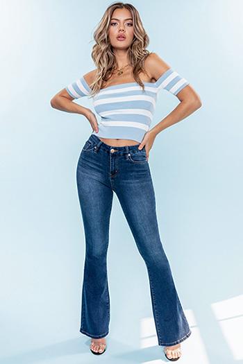Junior Curvy Fit Flare Jean