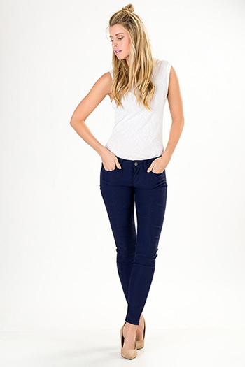 Junior WannaBettaButt HyperTwill Skinny Jean