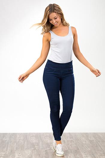 Junior Slim-Hers Mid-Rise Skinny Jean