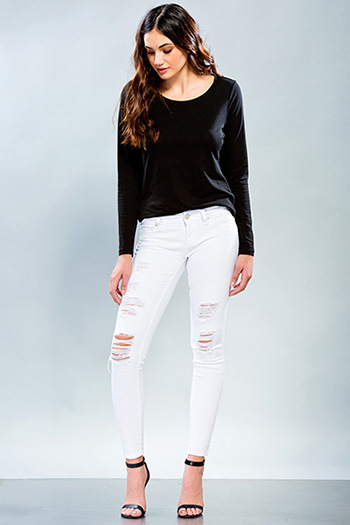 Junior Luxe Skinny Jean