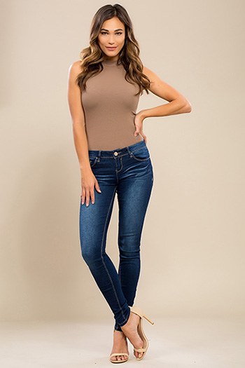 Junior Luxe Basic Skinny Jean
