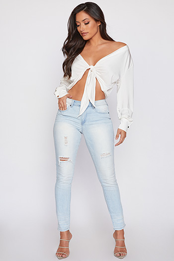 Junior Dream Mid-Rise Denim Skinny Jean