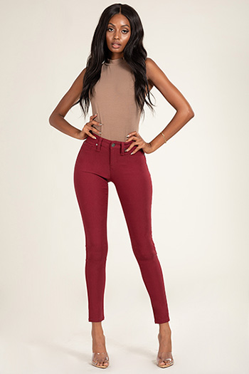 Junior Hyperstretch Mid-Rise Skinny Jean